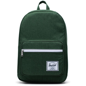 Herschel Pop Quiz Mochila, greener pastures crosshatch